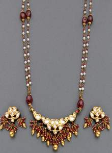 Kundan Locket Sets